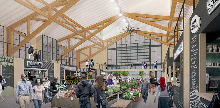 Market Hall Business Plan